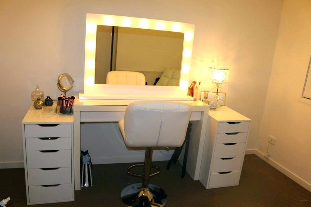 Mesa De Maquiagem Mais De 87 Fotos Para Ter Ideias