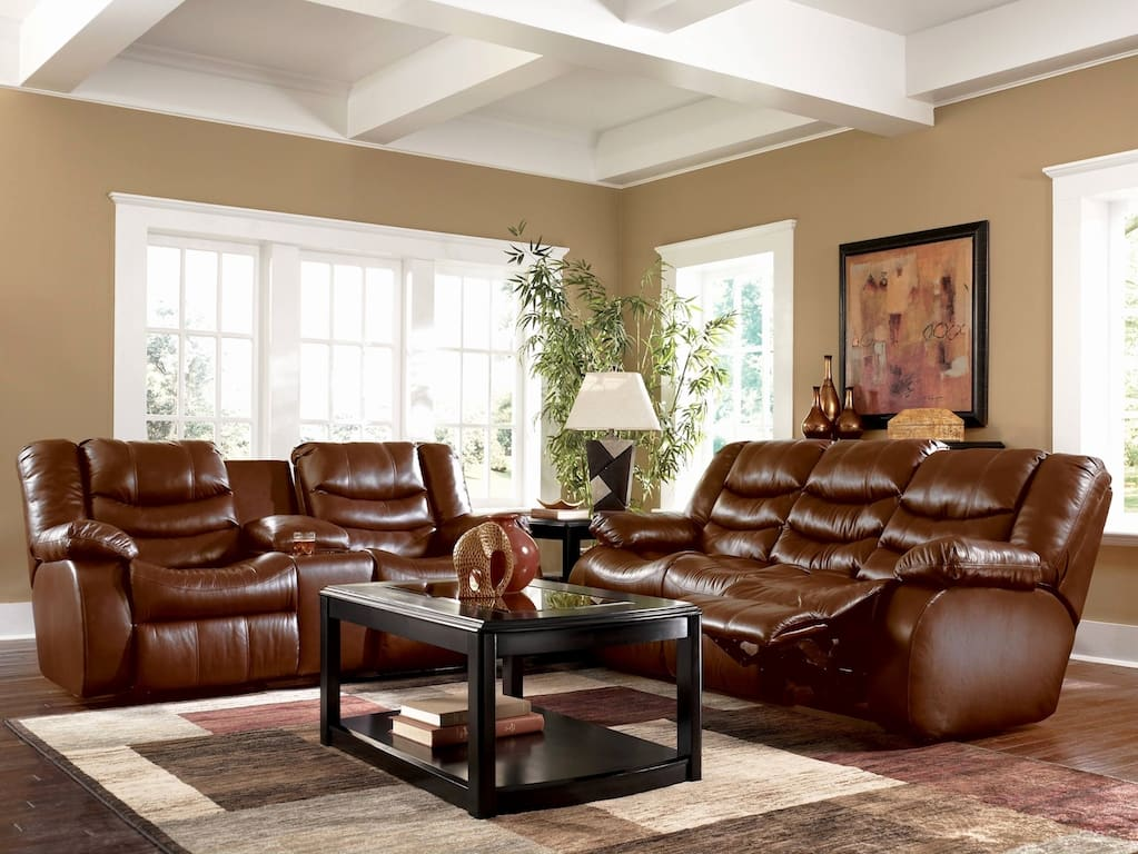 Nice Leather Living Room Furniture Ideas Luxury Living Room With Brown Couches I  Like The White Around Images