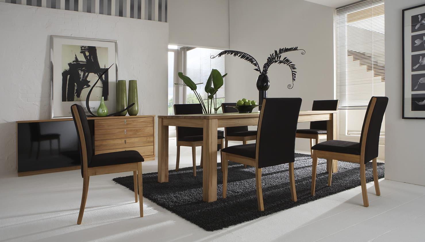 sala de jantar moderna