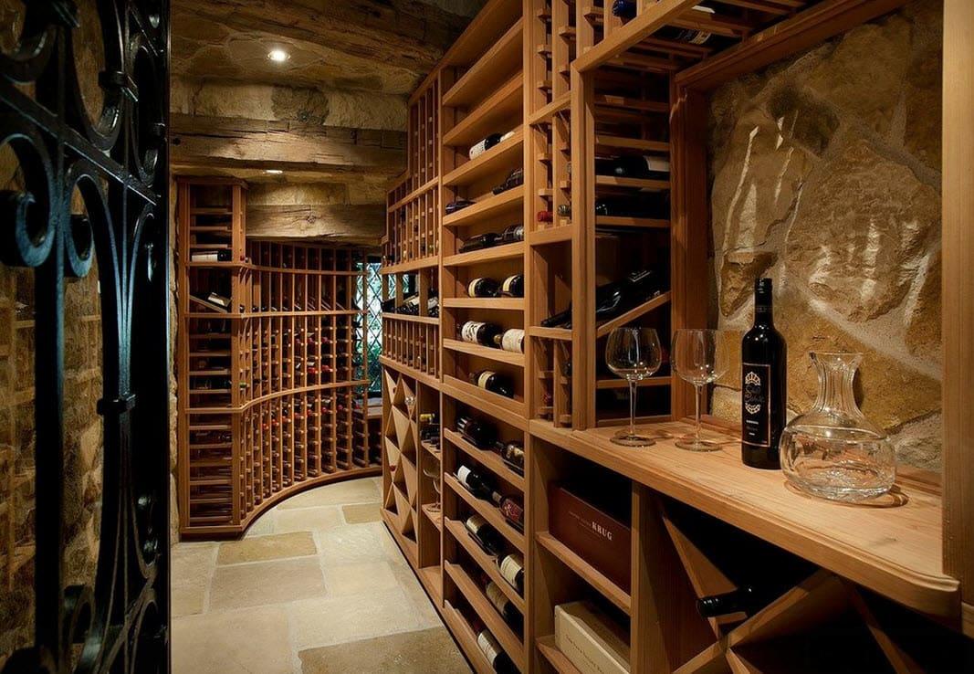 adega de vinhos infinita