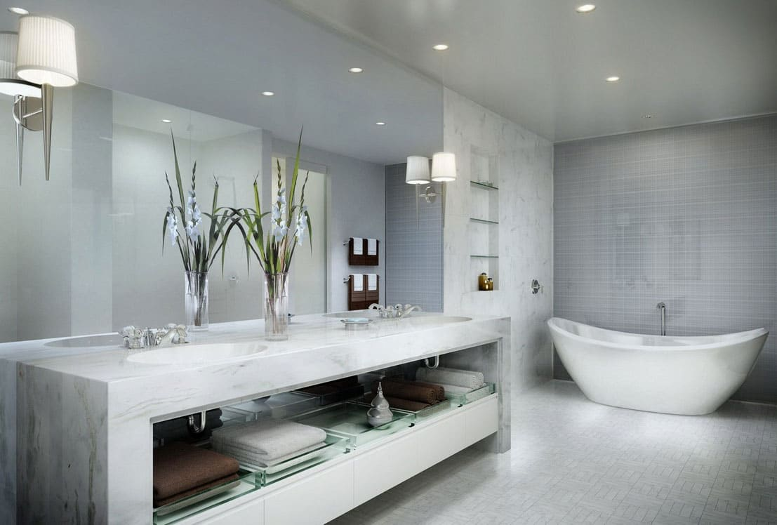 Exceptional Luxury Bathroom Design Ideas