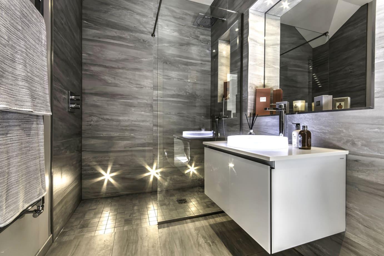 Banheiro De Luxo: Decorado, Com Banheira, Preto, Etc. +89
