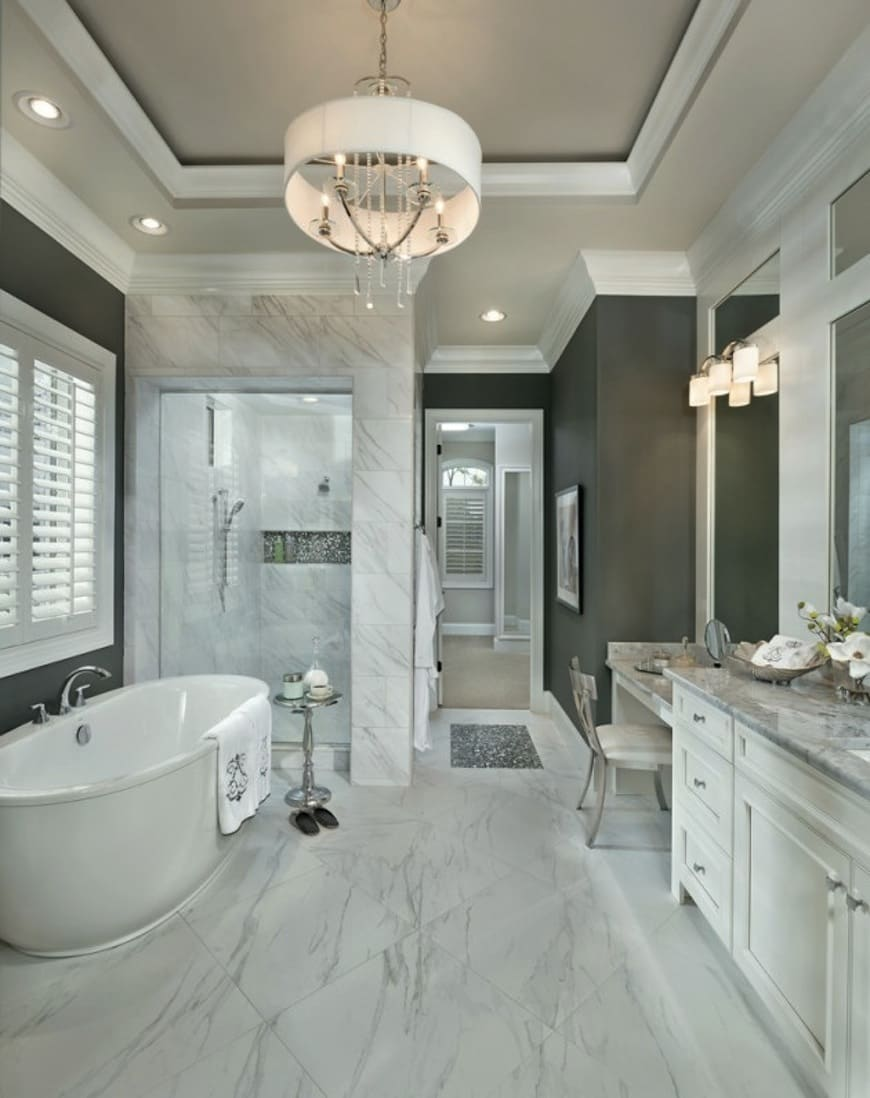 Luxury Contemporary Master Bathrooms End Luxurious Modern Master Bathrooms  Bathroom Ideas Bedroom Luxury Bath For Beautiful