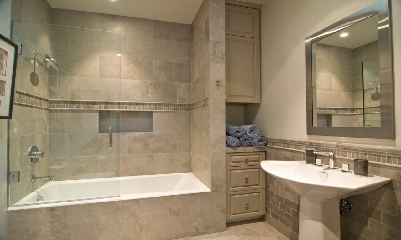 Banheiro De Luxo: Decorado, Com Banheira, Preto, Etc. +89 Fotos E Ideias!