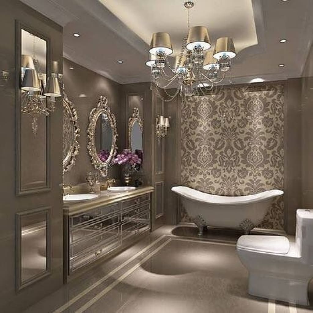 Perfect Luxury Bathroom Design Best 25 Luxury Bathrooms Ideas On Pinterest Luxurious  Bathrooms Style