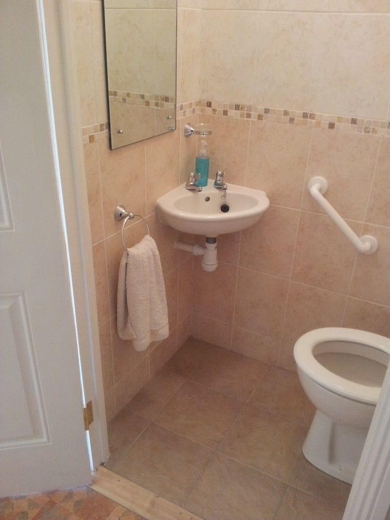 Understairs Toilet Under Stairs