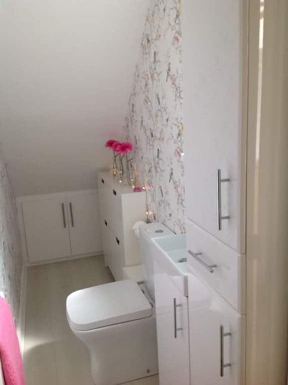 Small Shower Bathroom