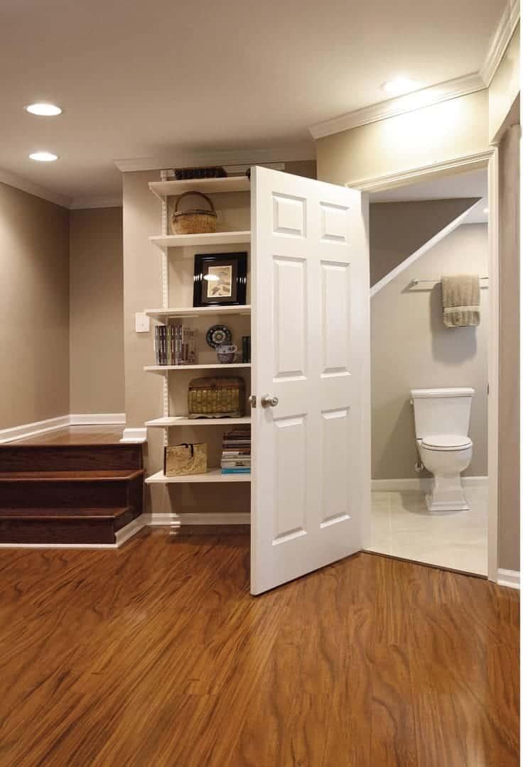 Banheiro Embaixo Da Escada Total Constru 231 227 O