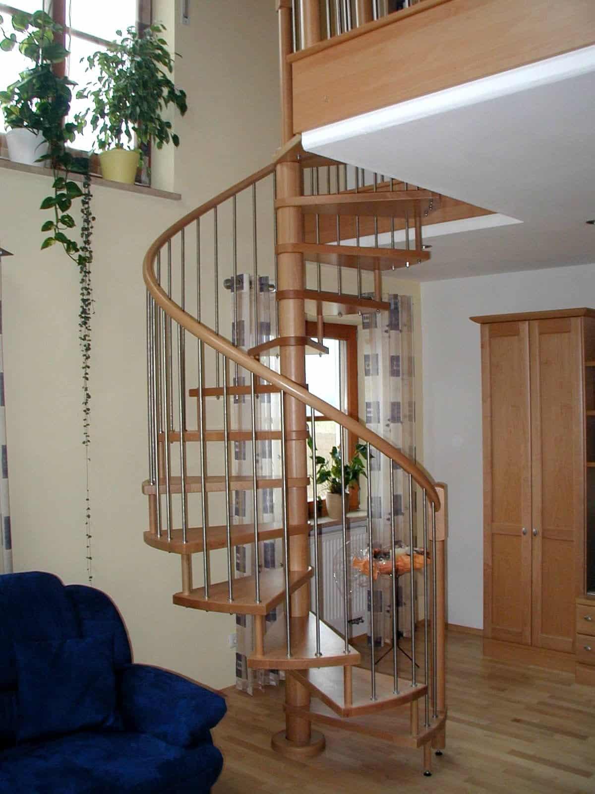 127 Modelos Escadas Internas Simples Sobrado