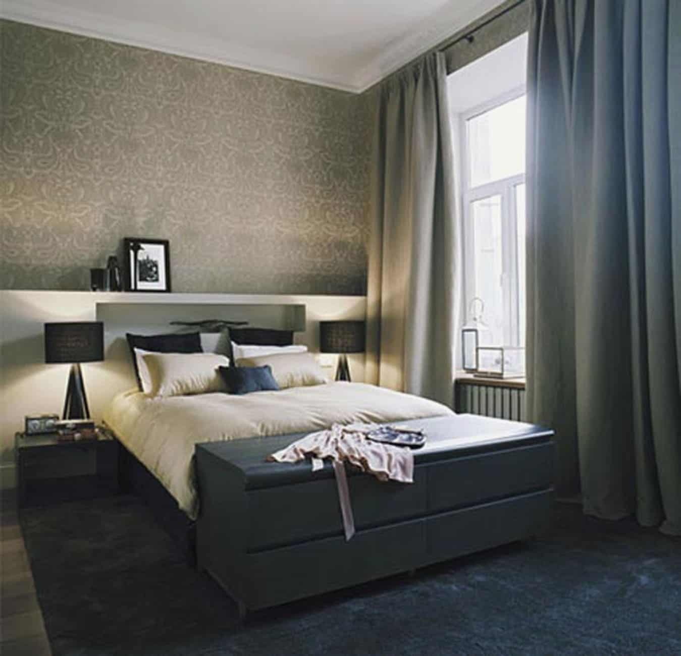 Top Small Bedroom Ideas With Double Bed Small Home Decoration Ideas  Interior Amazing Ideas And Home