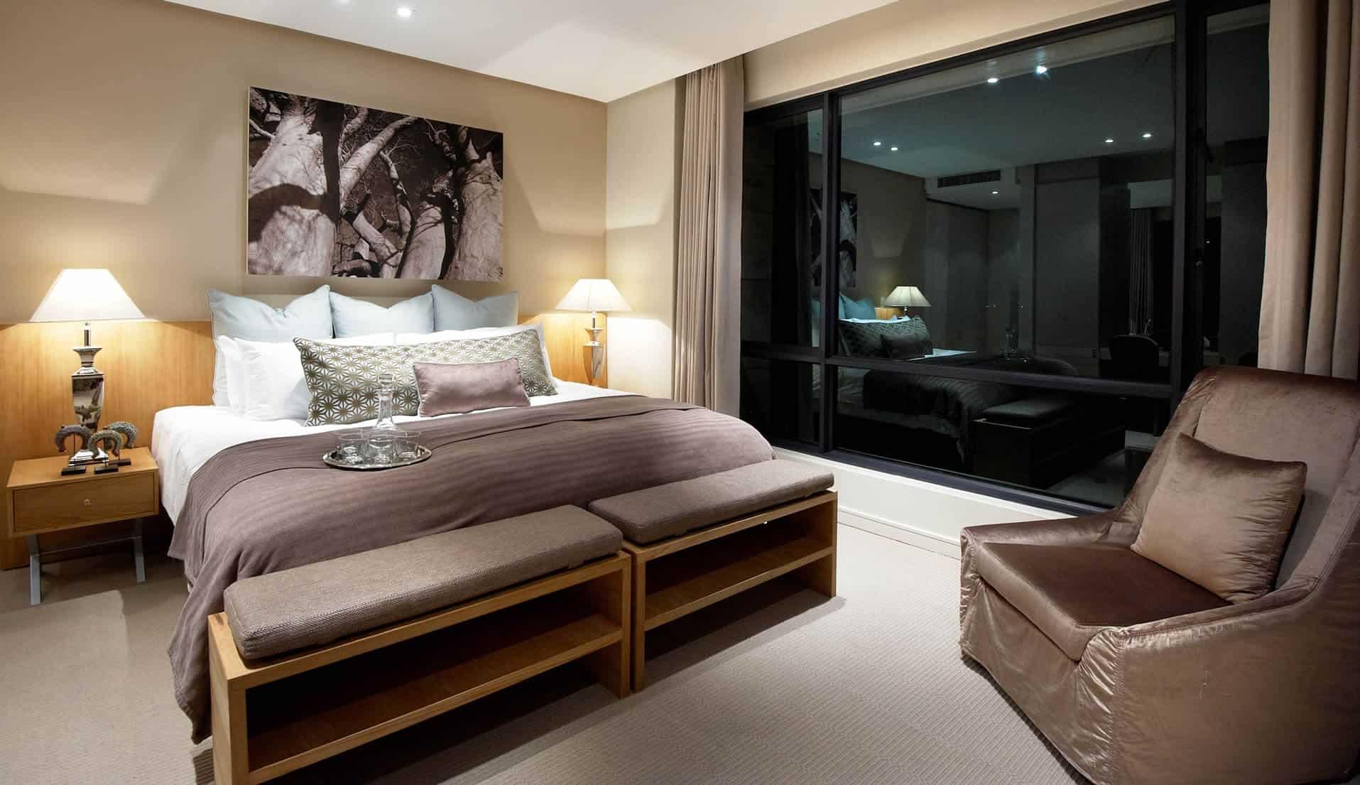 100 Bedroom Decorating Ideas Designs: Quarto Casal Luxo Ideias: +89 Fotos!