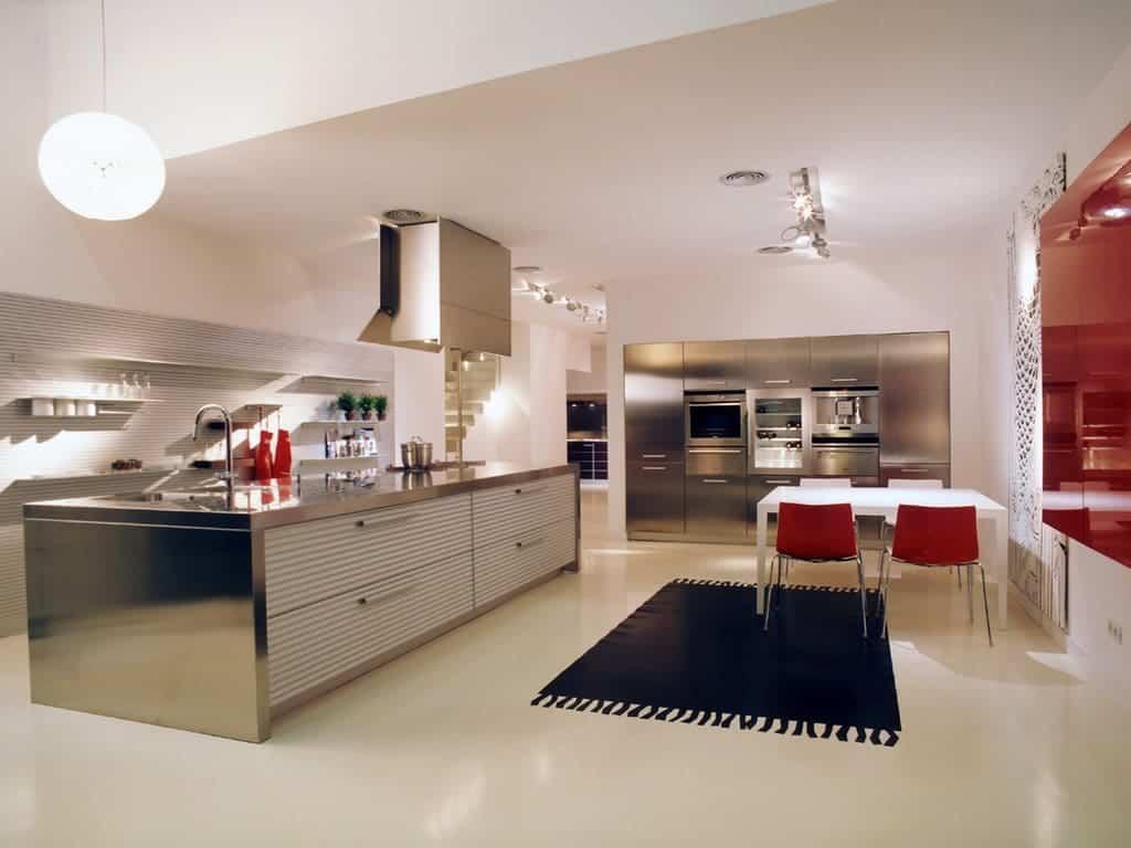 Tapete Para Cozinha Moderna Total Constru 231 227 O