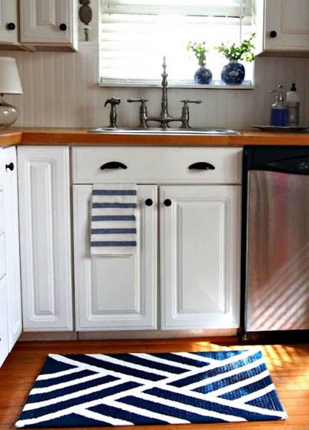 Tapete Para Cozinha Moderna Total Constru O