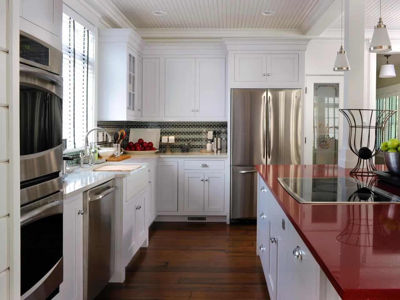 Bancada De Cozinha Veja Mais De 168 Fotos Total Constru O