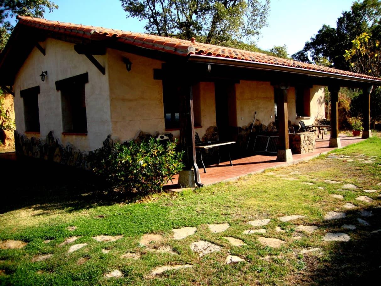 Casas r sticas modernas simples de campo da ro a - Casas rusticas de campo ...