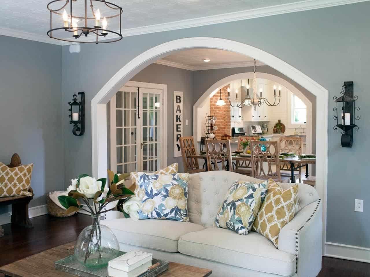 Cores de tinta para sala de estar veja mais de 101 - Living room paint ideas pinterest ...