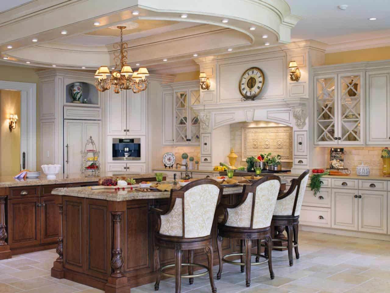 Cozinha De Luxo Pequena Grande Planejada E Moderna 150 Fotos