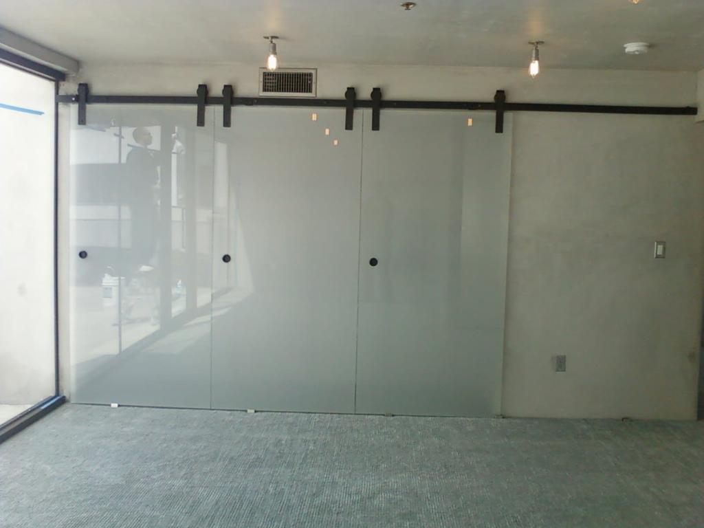 Portas De Correr De Vidro Cozinha Quarto E Sala 199