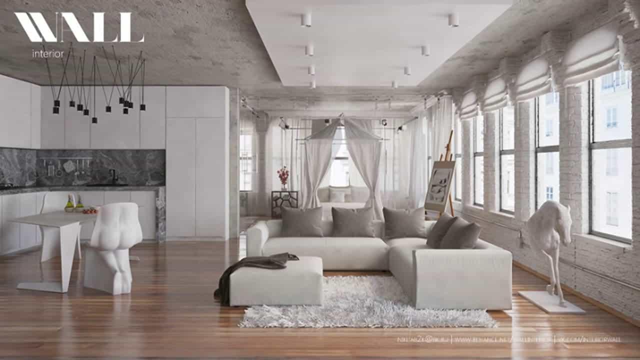 Sala De Estar Pequena Veja Mais De 101 Fotos Total Constru O -> Sala De Jantar E Sala De Estar Pequena