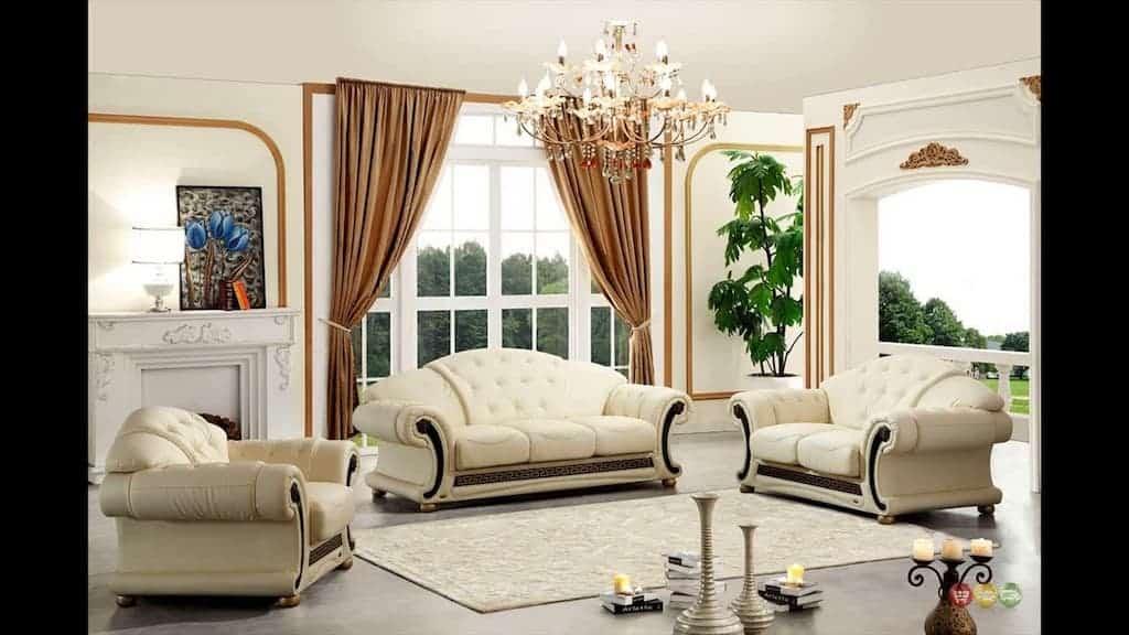 Sofas Modernos Sofisticados Luxuosos Sala De Estar 155 Fotos E