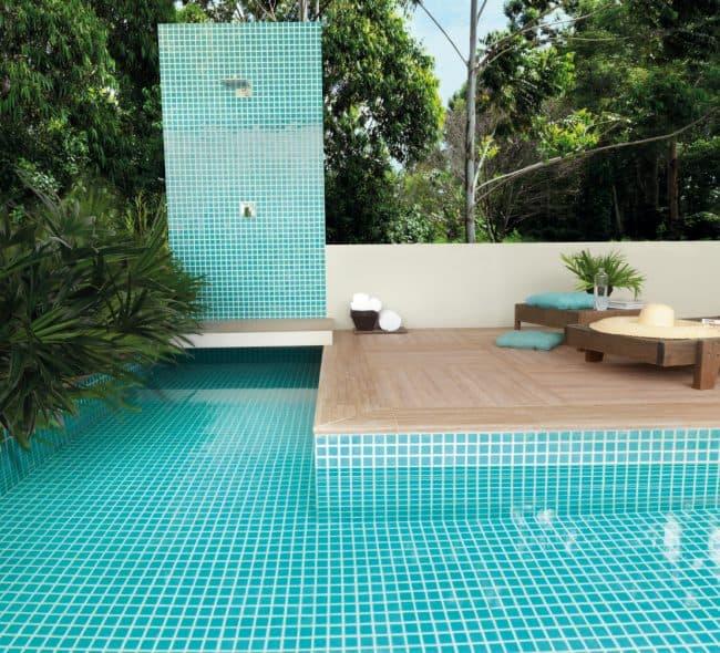 Revestimento para piscina Portobello