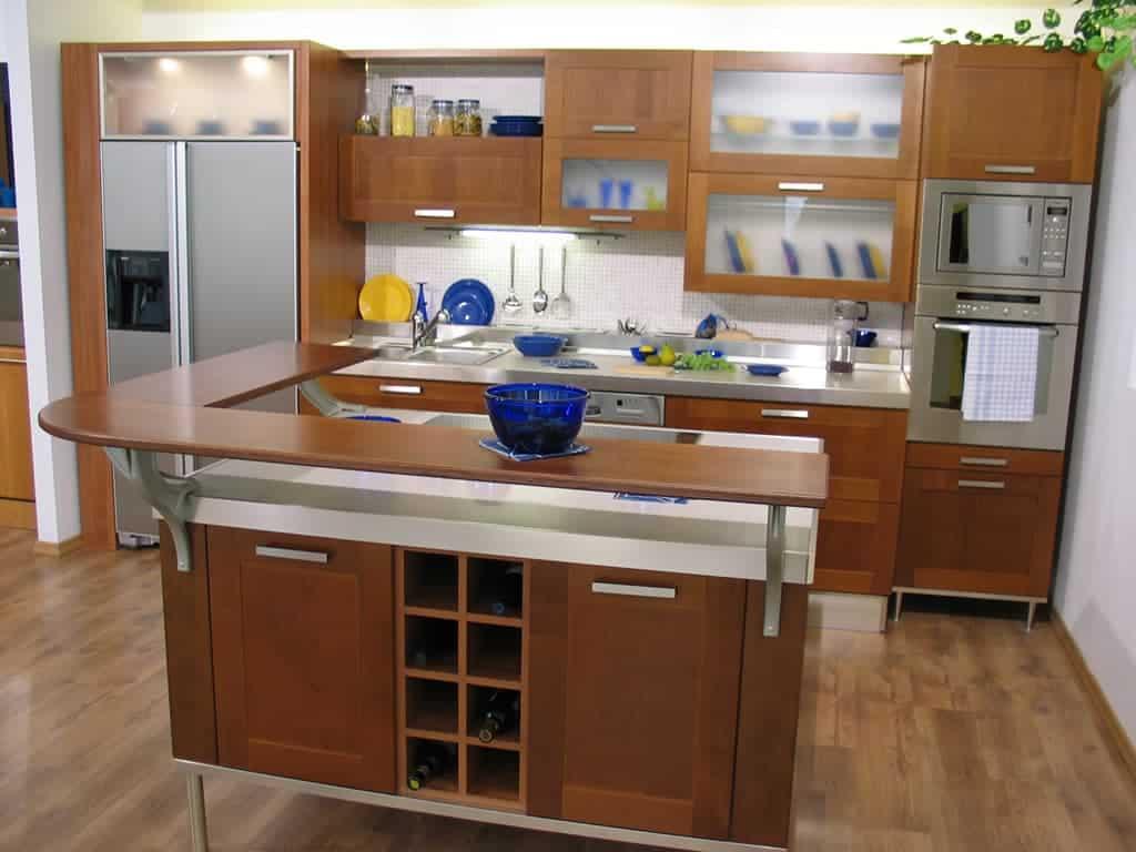 Cozinha Pequena Planejada E Simples Total Constru O