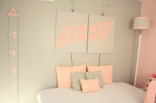 Resultado de imagem para parede Cinza e rosa