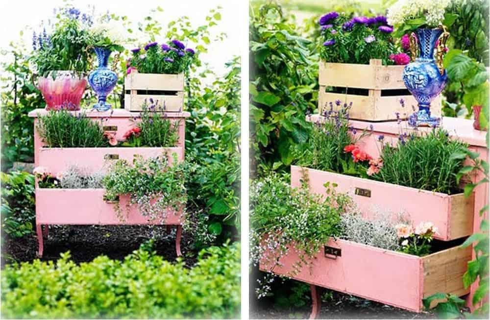 Resultado de imagem para jardim comoda