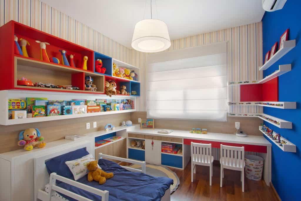 Resultado de imagem para quarto infantil colorido