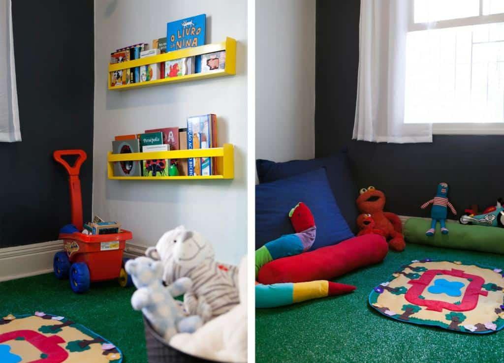 Resultado de imagem para quarto infantil brinquedos grandes