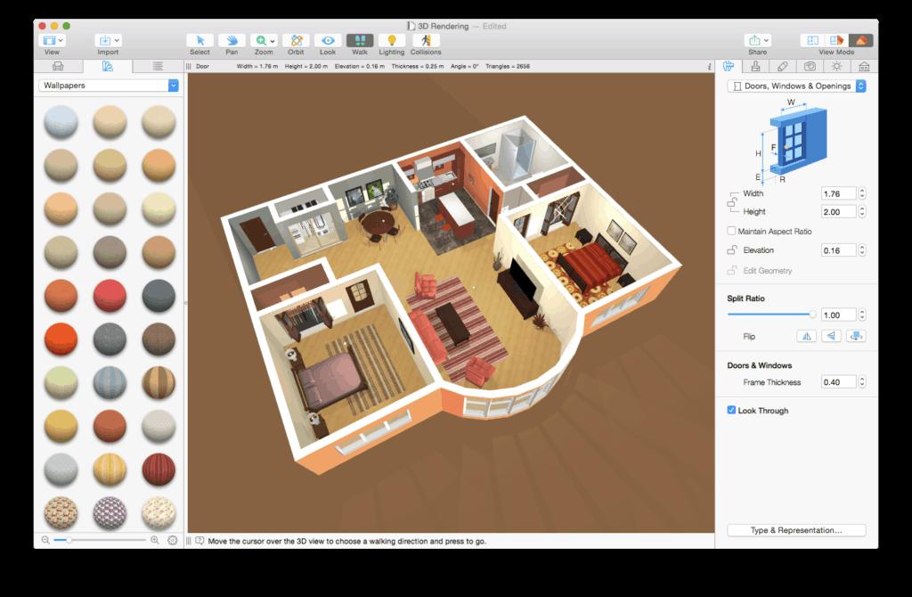Programa de arquitetura conhe a 15 timas op es para o for Programmi per disegnare in 3d gratis