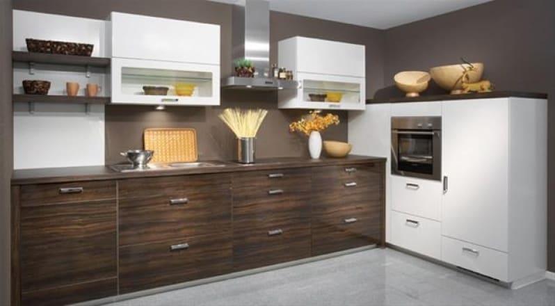 Resultado de imagem para armarios de cozinha planejado compacta