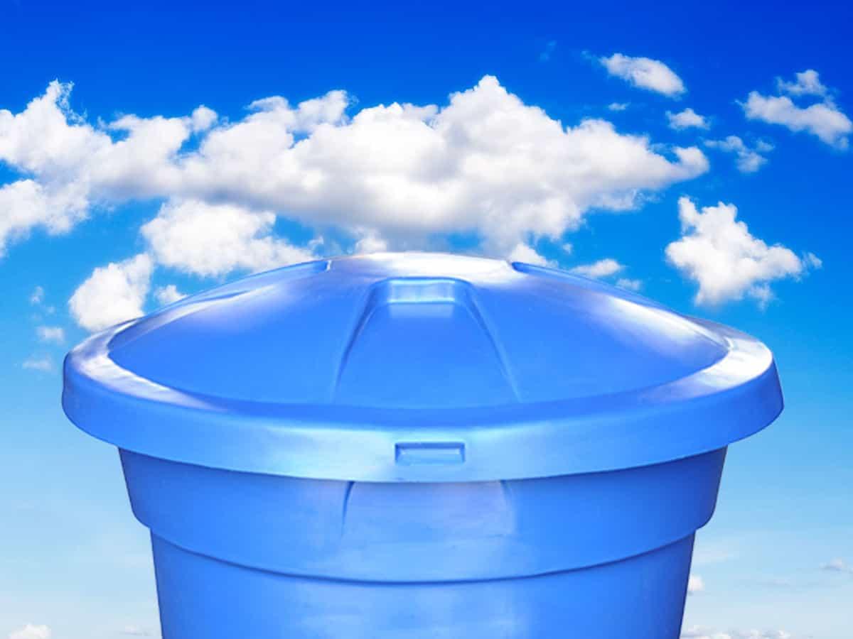 cálculo caixa d'água: como dimensionar