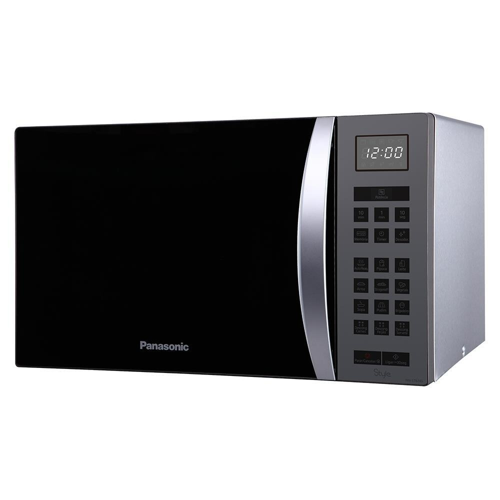 Panasonic NN-ST674SRUK – Design e praticidade