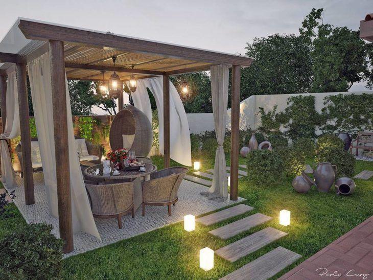 Jardim Residencial Pequenos Grandes Simples E Modernos Tc