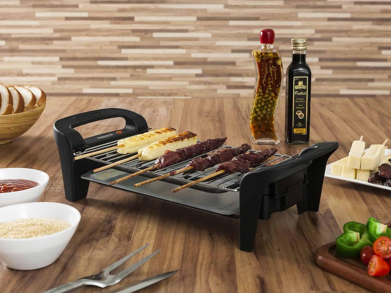 Para escolher as melhores churrasqueiras elétricas, basta observar suas vantagens e características.