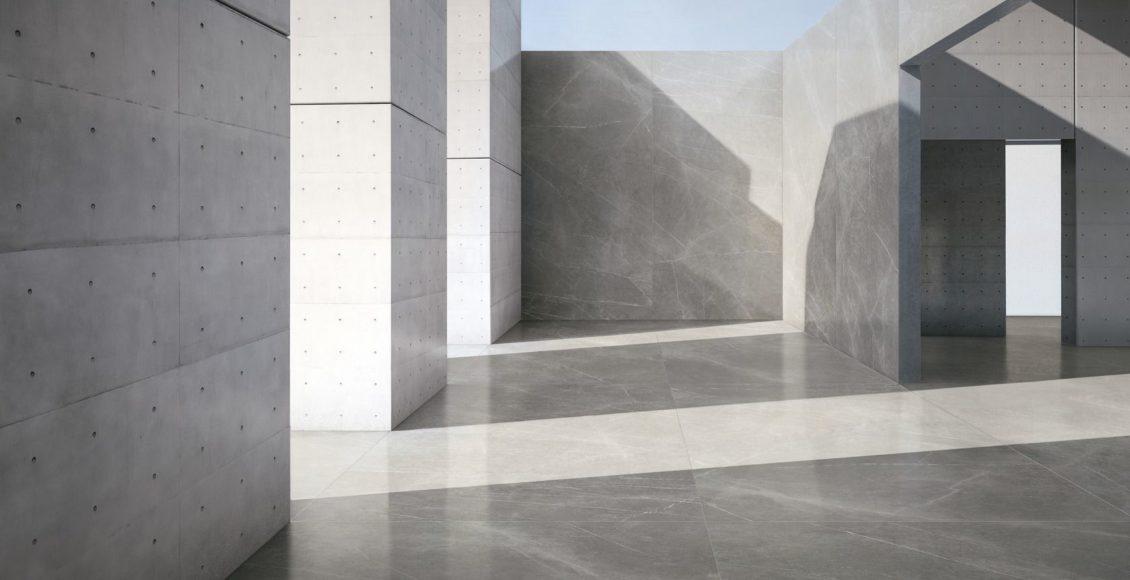 construção-quadrada-com-tipos-de-mármore