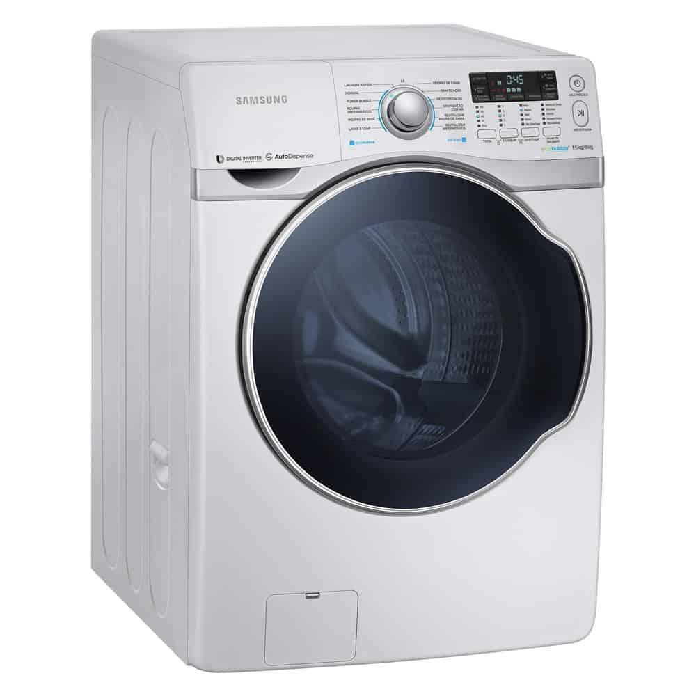 Lava e seca Samsung Ecobubble WD7000 15kg