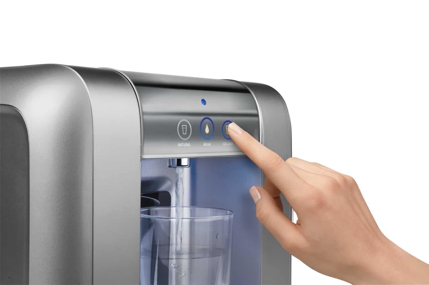 O melhor filtro de água deve purificar, reter impurezas e evitar a contaminaçãp