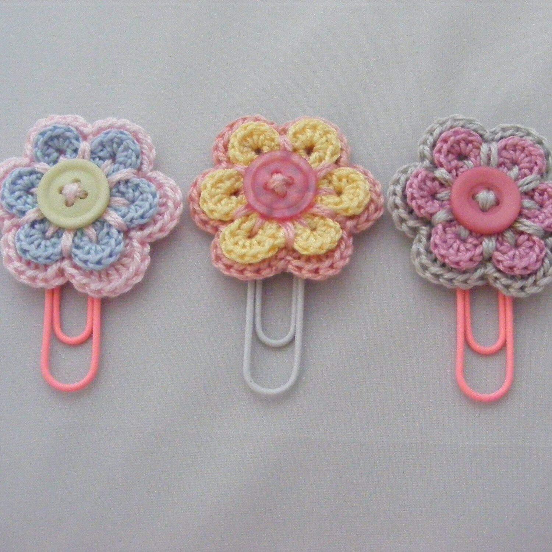 como fazer flor de crochê: clipes