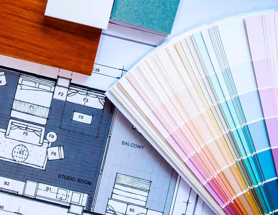Depois de fazer o curso de design de interiores você poderá atuar em diversas áreas diferentes.