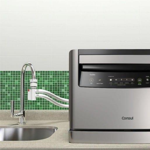 A melhor lava louças deve ter uma capacidade de acordo com as suas necessidades.