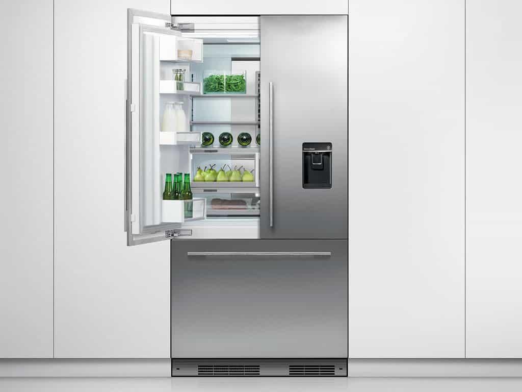 melhores geladeiras: french door