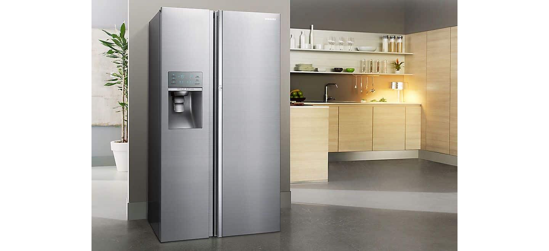 melhores geladeiras: side by side