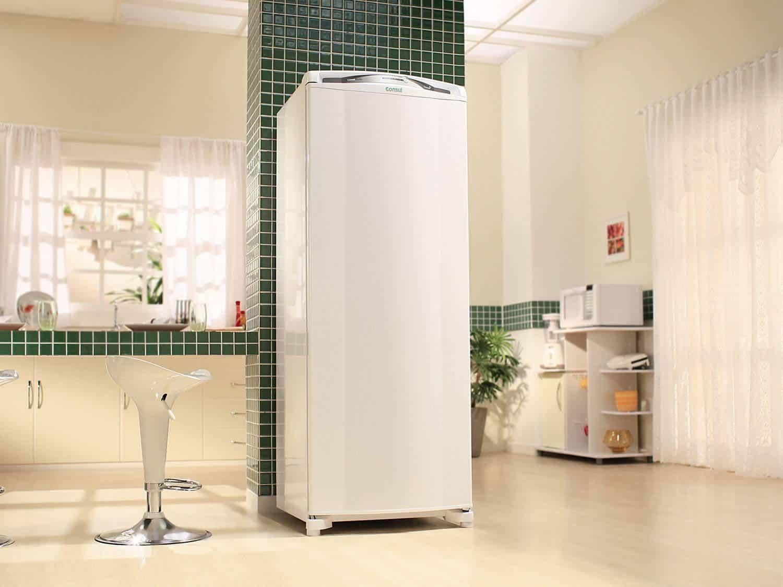 melhores geladeiras: simples