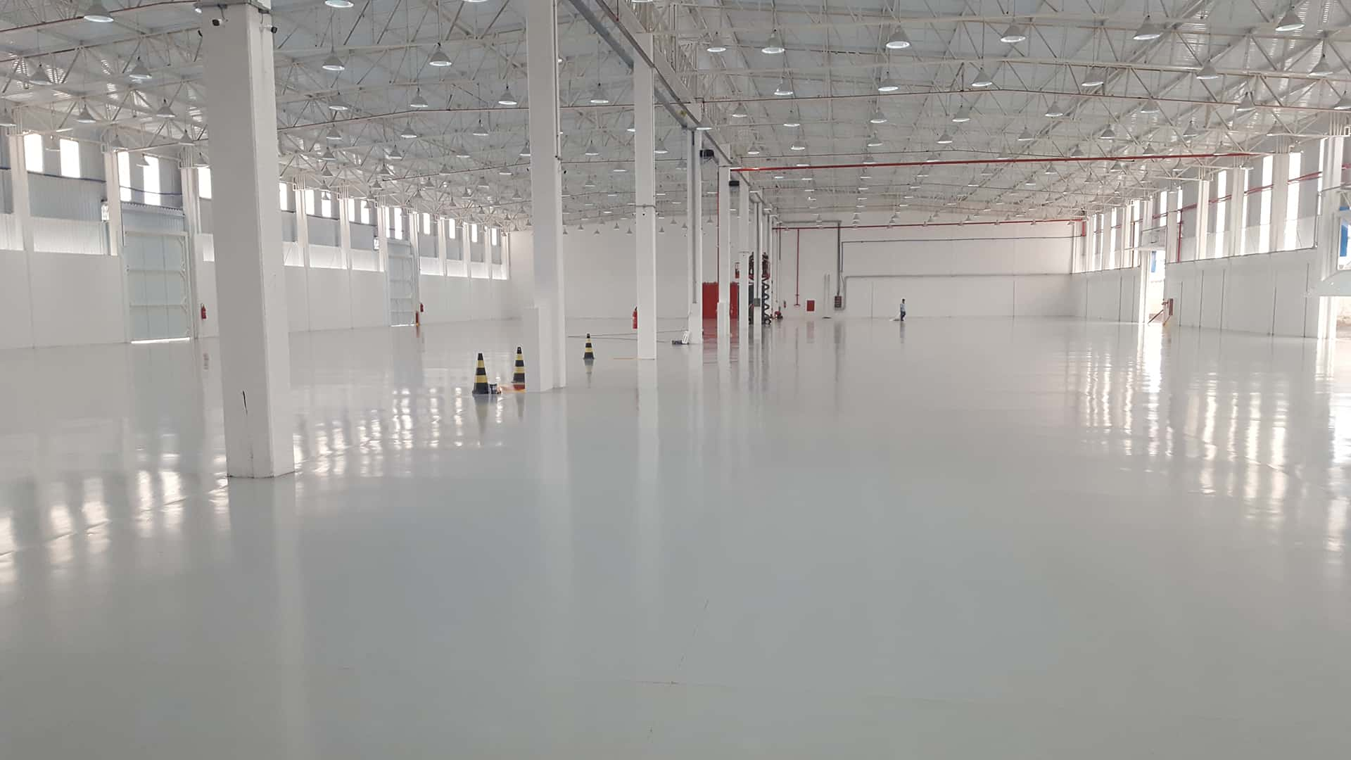 pisos industriais tipos