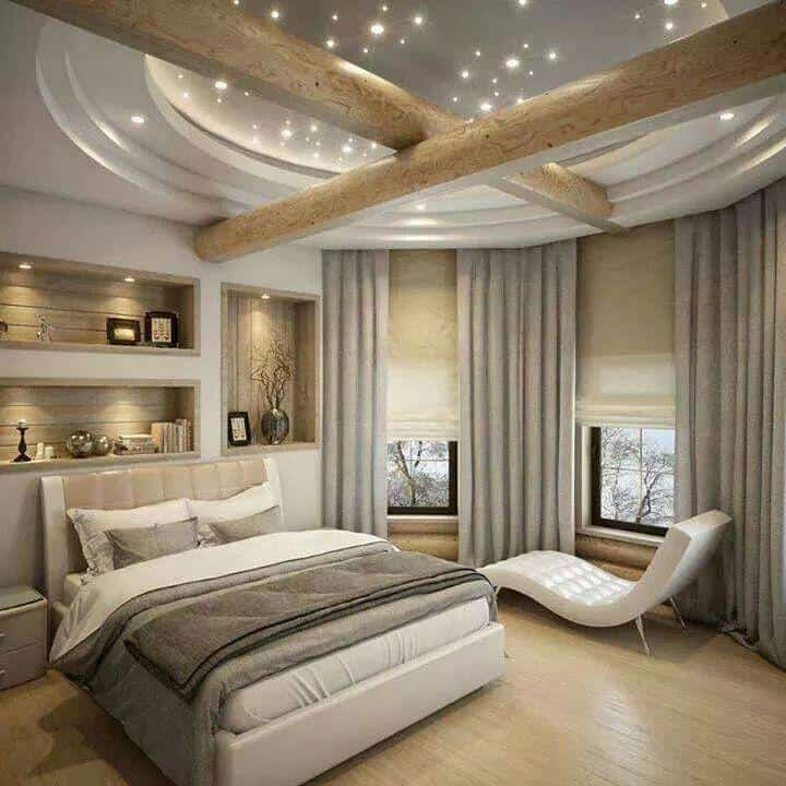 Nichos para quarto de casal