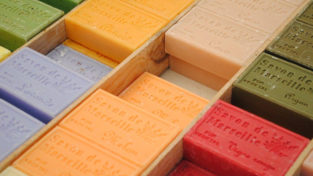 curso de sabonete artesanal