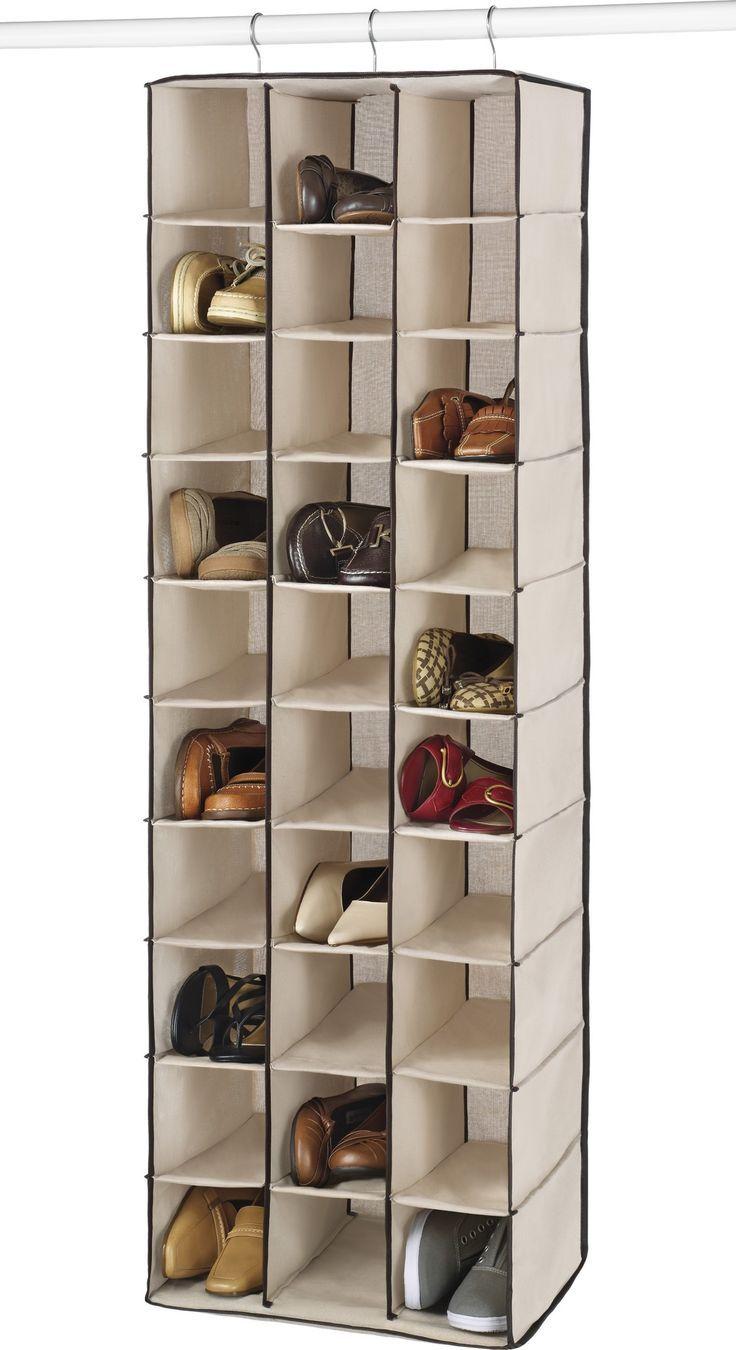 Como Organizar Sapatos com organizadores
