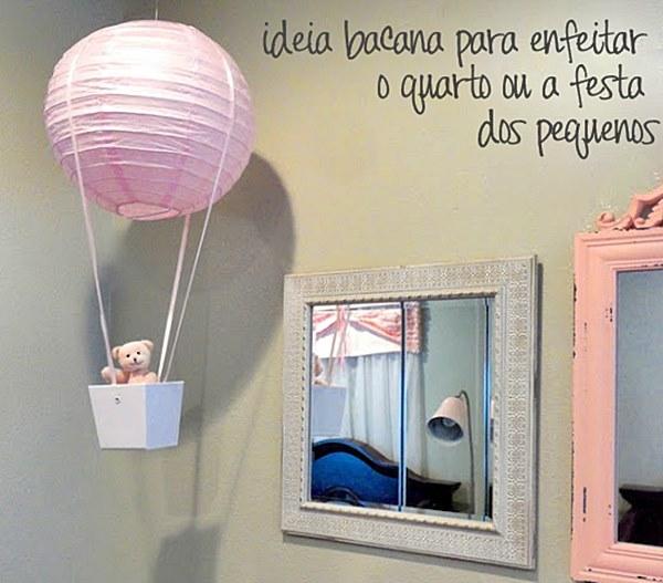 Balão para decoração